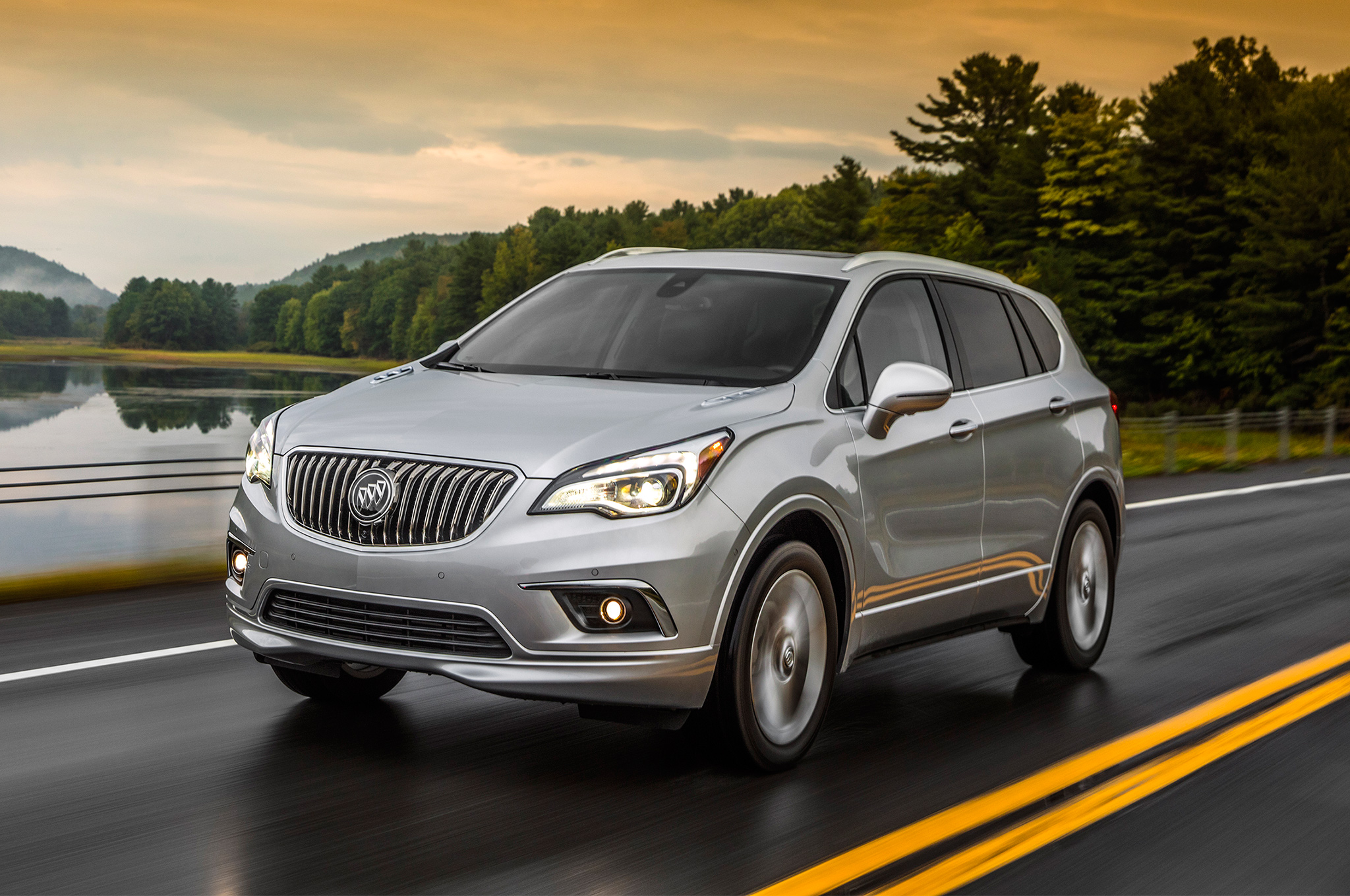 2017 Buick Envision: Safe but Stylish