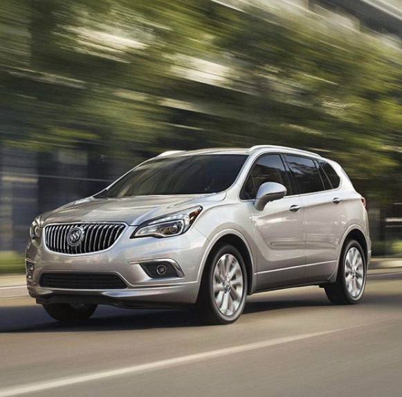 2017 Buick Envision Hawaii Cutter Auto Group