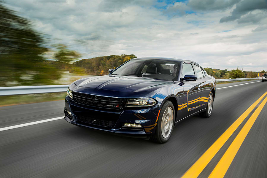 2017 Dodge Charger: The Soul of a Muscle Car