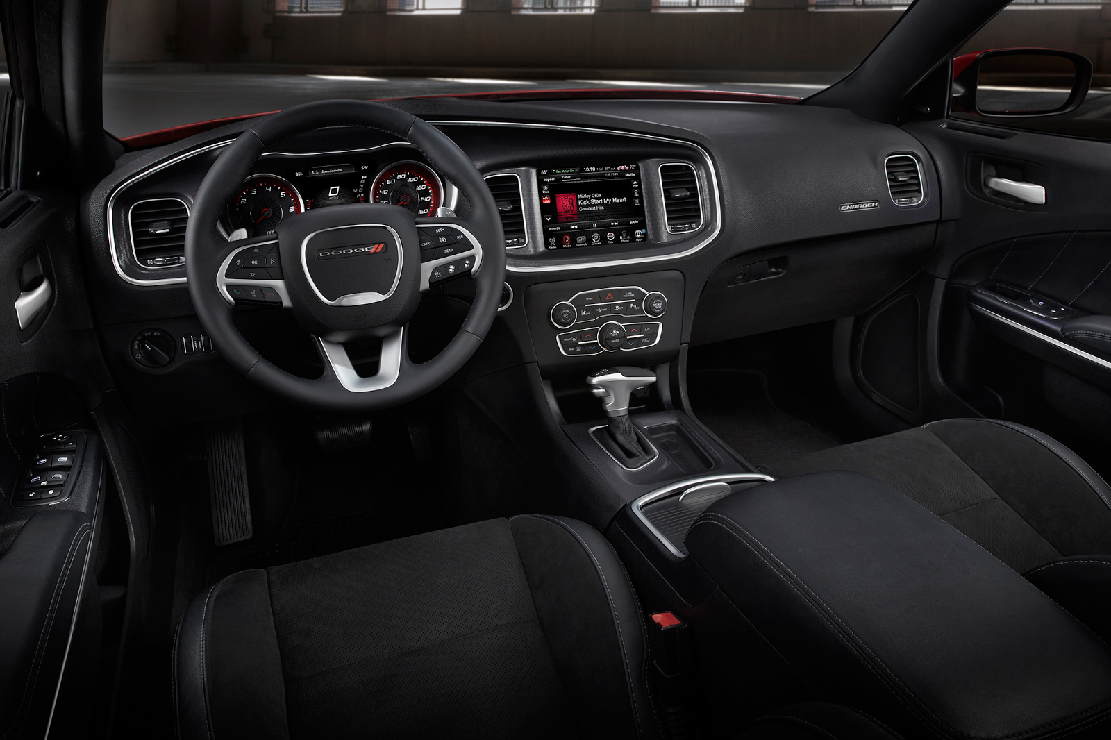 2017 Dodge Charger Interior Hawaii