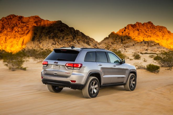 2017 Jeep Grand Cherokee: Built for Adventure