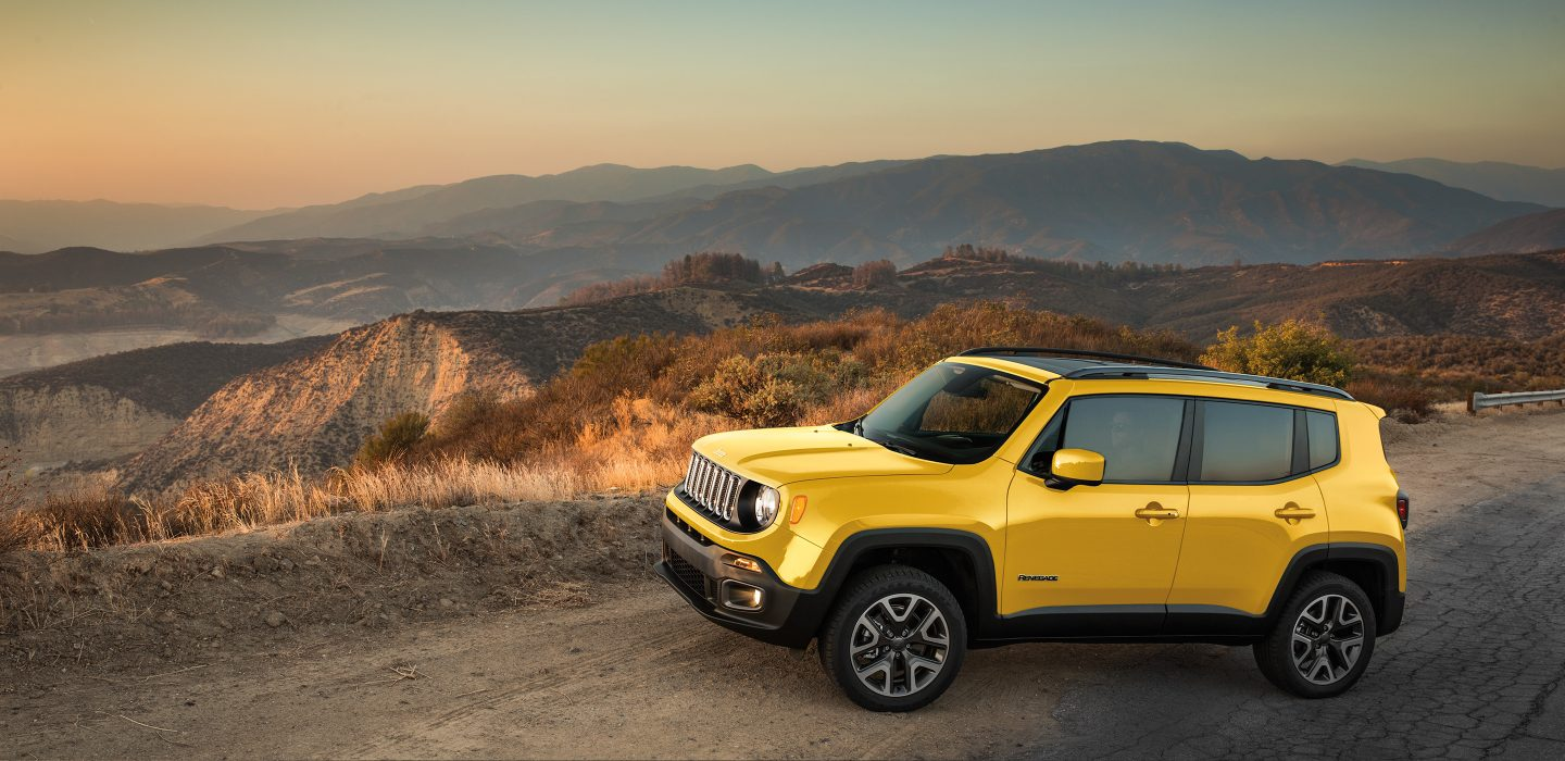 2017 Jeep Renegade: Safely Transporting You On Your Next Adventure