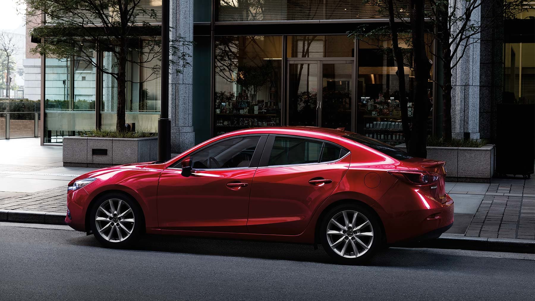 2017 Mazda3: Turning Heads With Its Stylish Exterior & Powerful Drive
