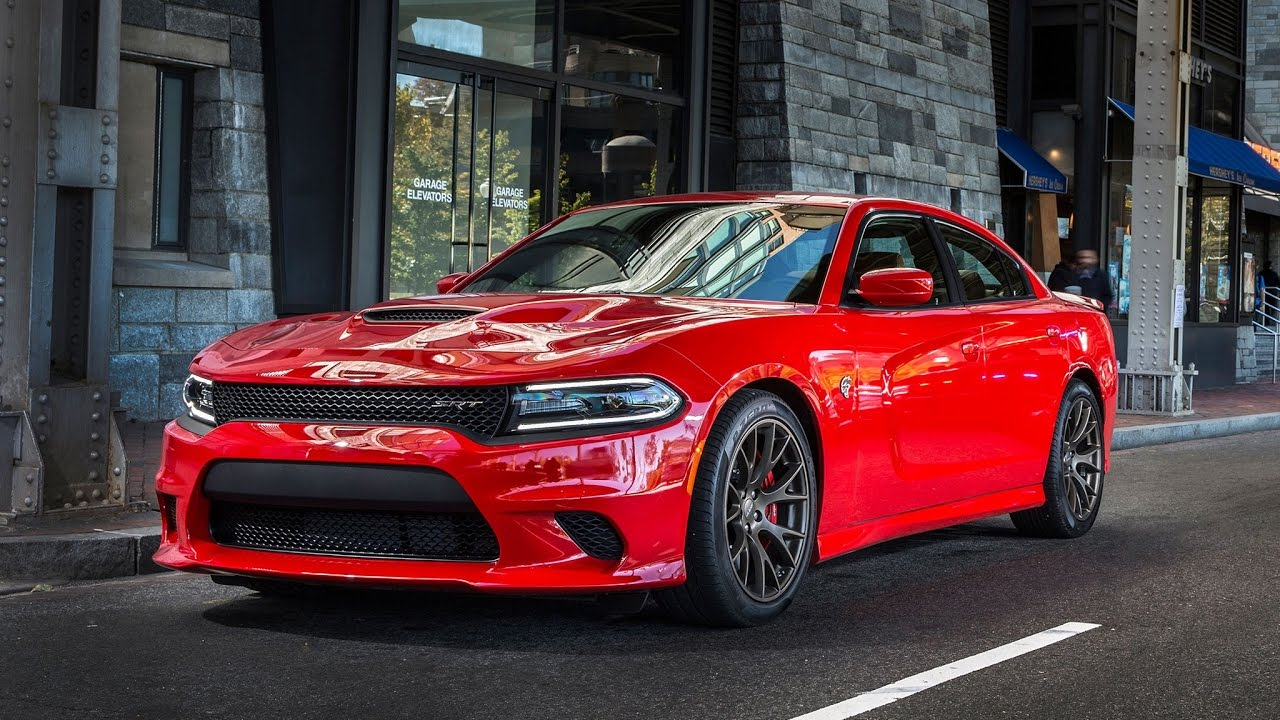 2018 Dodge Charger: Powerful and Innovative