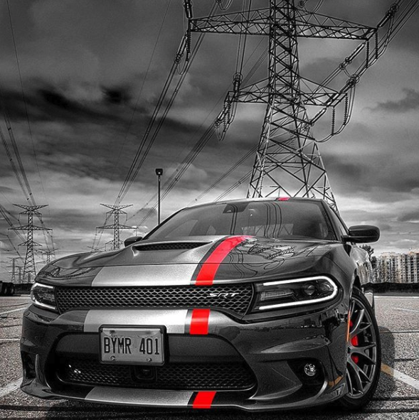 2018 Dodge Charger Hawaii