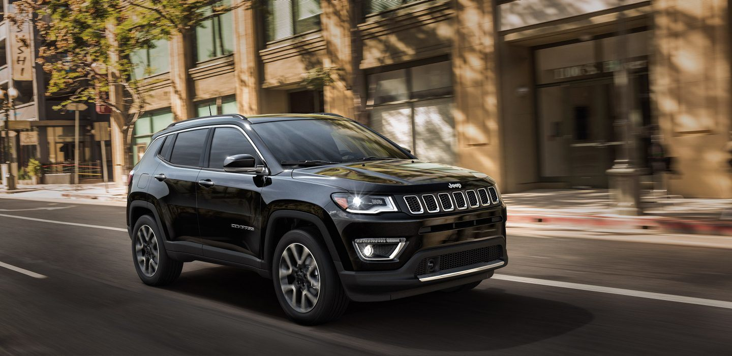 2018 Jeep Compass: The Perfect Mix of Refinement and Style