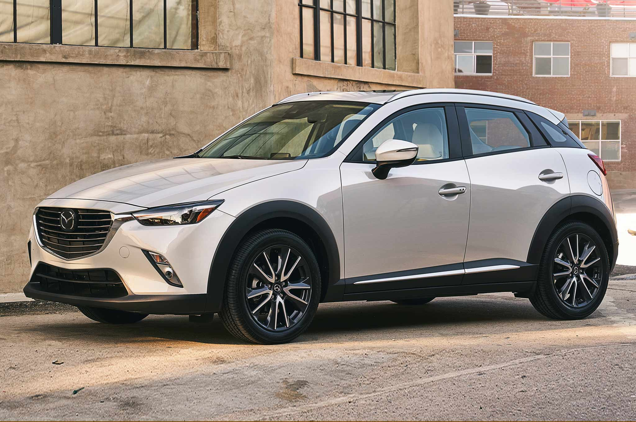 2018 Mazda CX-3: The Car With Options to Fit Any Driver's Needs