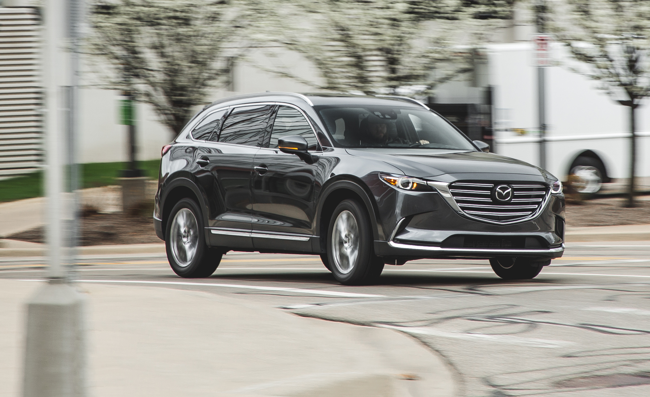 2018 Mazda CX-9: Built to Perform & Impress